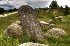 TROVANTS: THE GROWING STONES OF ROMANIA Photo by: Marius Matyas via Flickr