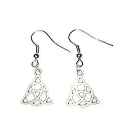 Drop Earrings, Jewelry, Fashion, Celtic Knot, Flower Of Life, Necklaces, Silver, Ring, Gifts