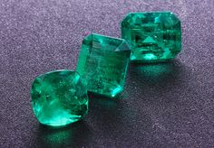 "multicolourgems: "" It's a last Emerald #ColoroftheYear Monday Colombian emeralds will typically be the most expensive followed by Brazilian and Zambian stones. The reasoning is related to the color. Colombian emeralds get their color primarily from..."