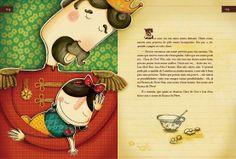 Branca de Neve e as sete versões - by Bruna Assis Brasil