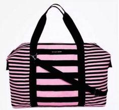 VS weekender bag striped