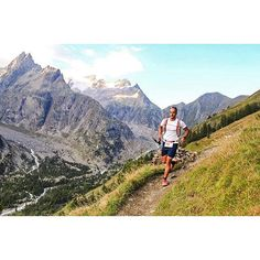 Welcome to #RunnerLand  #Photo: @mamad_m  #UTMB  Lets follow us & tag #RunnerLand in your photos for featured