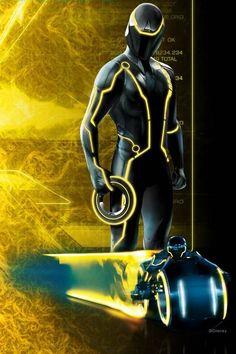 Clu ~ Tron Legacy