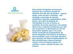 O consumo elevado de laticínios com alto teor de gordura está associado à prevenção de doenças metabólicas.