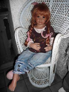 "Susan's Nest, Melissa by ""Susan Lippl - Doll's"""