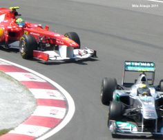 """Formula One Racing by @Milaspage """"Fast Cars"""""""