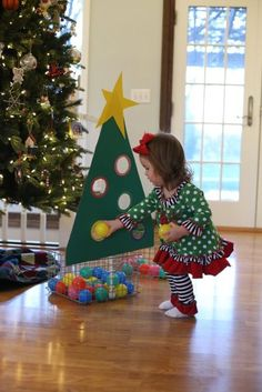 12 super cute Christmas crafts for kids - Christmas Decorations & Holiday Decor Christmas Games For Kids, Christmas Crafts To Make, Christmas Party Games, Noel Christmas, Holiday Crafts, Holiday Games, Kindergarten Christmas, Christmas Cards, Kids Christmas Trees