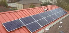 Solar Power - 3.75 kW Battery backup system utilizing Siliken modules and OutBack Power Inverter/ Charger