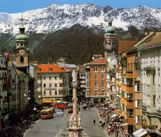 Innsbruck, Austria: check.