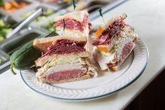 Global tastes at the Jersey Shore: Richard's Deli, Long Branch