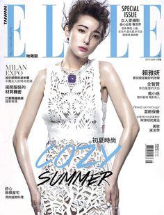 Elle Taiwan - May 2015