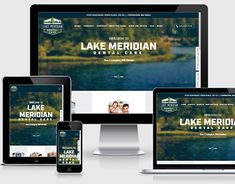 "Check out new work on my @Behance portfolio: ""LAKE MERIDIAN DENTAL CARE"" http://be.net/gallery/61673619/LAKE-MERIDIAN-DENTAL-CARE"