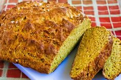 Agave-Sweetened 100% Whole Wheat Irish Soda Bread