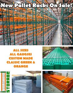 We specialize in custom Mezzanines, Pallet Racks as well as a variety of other industrial items. Our team is committed to providing our customers with excellent service accompanied with affordable costs. (909)793-5914 www.industrialstoragesolutionsinc.com