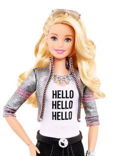 High-tech 'talking' Barbie bad idea, group says - NSA Barbie