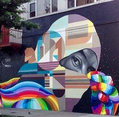 Famous Graffiti Photographers Famous Berlin Wall Street Art Graffiti 'the Kiss' At East Side - Best Graffiti Collection Graffiti Art, Street Art Graffiti, Collaborative Mural, Art Tumblr, Best Street Art, Street Artists, Art Design, Public Art, Urban Art