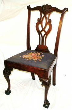 150 Best Antique Chairs Images