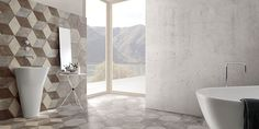 Need some inspiration and ideas when it comes to choosing tiles. Here are some of the hottest tile trends to look out for in Hex Tile, Hexagon Tiles, Imperial Tile, Clay Tiles, Porcelain Tiles, Outdoor Flooring, Wall And Floor Tiles, Tile Design, Stoneware