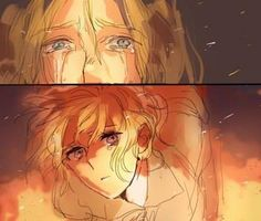 France an Joan - Hetalia *Cries Forever* This Is So Sad D,:
