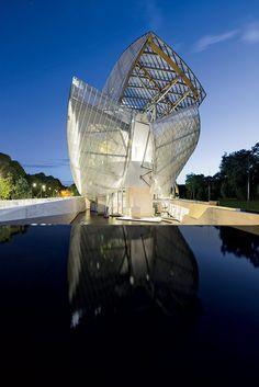 Fundación Louis Vuitton en París | Galería de fotos 1 de 11 | AD MX