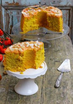 Fluffosa alla carota, fluffosa, chiffon cake, | Dolci Gusti