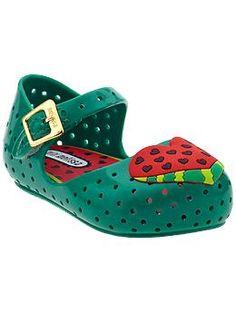 Melissa Shoes Furadinha II (Infant/Toddler) | Piperlime