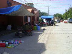 VICTORIA,YORO, HONDURAS.: EN TOTAL ABANDONO EL SALON DE ACTOS CULTURALES