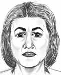 Unidentified White/Hispanic Female   Discovered on November 3, 2008 in Rio Arriba County, New Mexico Estimated Date of Death: Years prior  Estimated age: 30-50 years old You may remain anonymous when submitting information to any agency. If you have an info on this case or know who this victim may be contact: NM Office of the Medical Investigator  Peter Loomis  505-271-2381   For complete info on case  http://www.doenetwork.org/cases/393ufnm.html