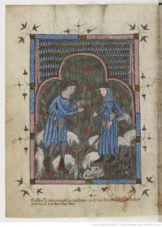 Psautier latin-français. | Gallica Bnf, Some Image, Prehistoric, Civilization, Art History, Medieval, Alphabet, Bohemian Rug, Diapering