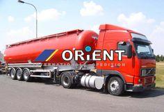Transporturi speciale, transport marfuri periculoase - ORIENT® transport marfa international http://www.spedorient.com