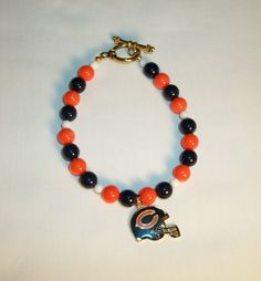 Chicago Bears bracelet...