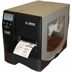 "Buy best Zebra Zm400 4"" Label Printer 600Dpi Dt & Tt Zpl & Xml 16Mb Rs 232 Parallel Usb Peel & Rewind in Just Price:$3,845.73 at Onlypos.com.au"