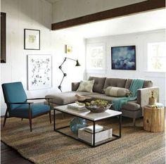 Table basse en bois naturel decodesign / Décoration