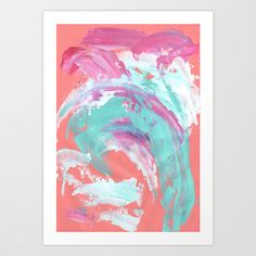 Abstract 1681 Art Print by Cecilie Karoline Mint Green Wallpaper Iphone, Iphone Wallpaper, Drip Painting, Texture Painting, Framed Prints, Canvas Prints, Art Prints, Abstract Art, My Arts