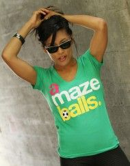Shaun T Amazeballs V-Neck