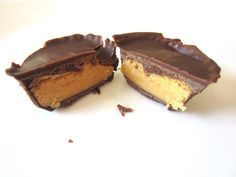 Make your own Peanut Butter cups