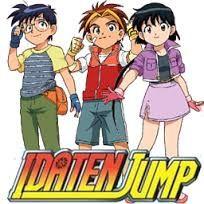 14 Best Idaten Jump Images Animated Cartoon Movies Animated