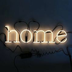 Seletti Neon Font Lamp | Home for the holidays, in glowing neon | 2Modern Furniture & Lighting