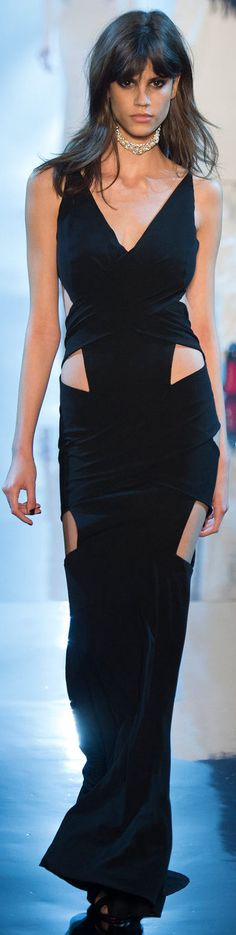 Alexandre Vauthier Spring Couture '15