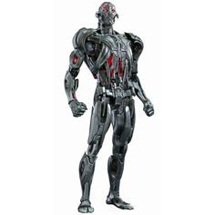 Image of Hot Toys Marvel Avengers Age of Ultron Ultron Prime 1:6 Scale Figure