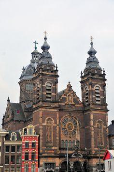 St Nicholas Church, Amsterdam, Netherlands