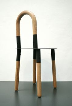 The Twist Chair would look awesome with this... http://pinterest.com/pin/42502790206607858/