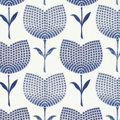 """Jardin Boheme"" collection of wallpapers and fabrics from Harlequin"