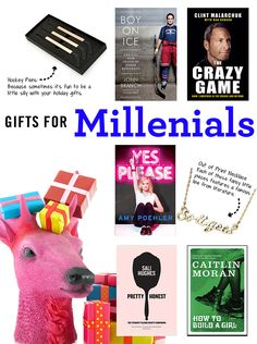 Great Gift Ideas For Millenials Check Out The Savvy Reader Holiday Guide Twenty