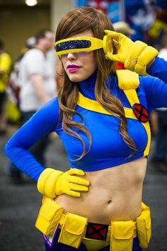 Lady Cyclops | San Diego Comic-Con 2012