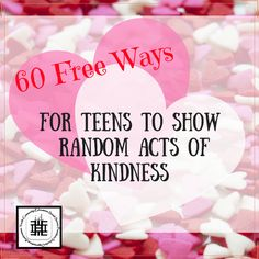 Too often in our society we get caught up in our everyday activities. Random Acts of Kindness Week is the perfect opportunity for our youth to demonstrate acts of kindness to others. Here are a few…