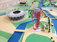 Queen Elizabeth Olympic Park on Behance