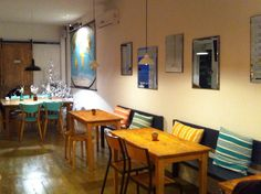Family room café: cafetería para ir con niños en les Corts