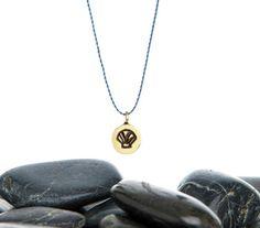 Sea Shell Tiny Charm Necklace