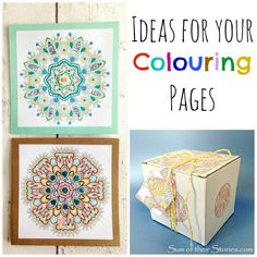27 Best Ideas For Completed Coloring Pages Images Coloring Pages